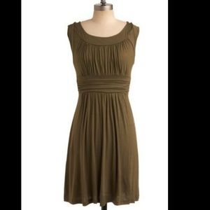 Olive Your Dress by Modcloth